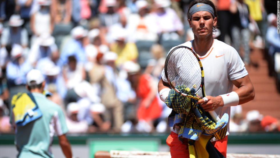 Nadal won his first major of the year in Paris, after beating Ferrer in the final to win his eighth French Open. The real decider came in the semifinal where the Spaniard came back from a break down in the fifth set to beat Novak Djokovic in a clash that lasted four hours 37 minutes.