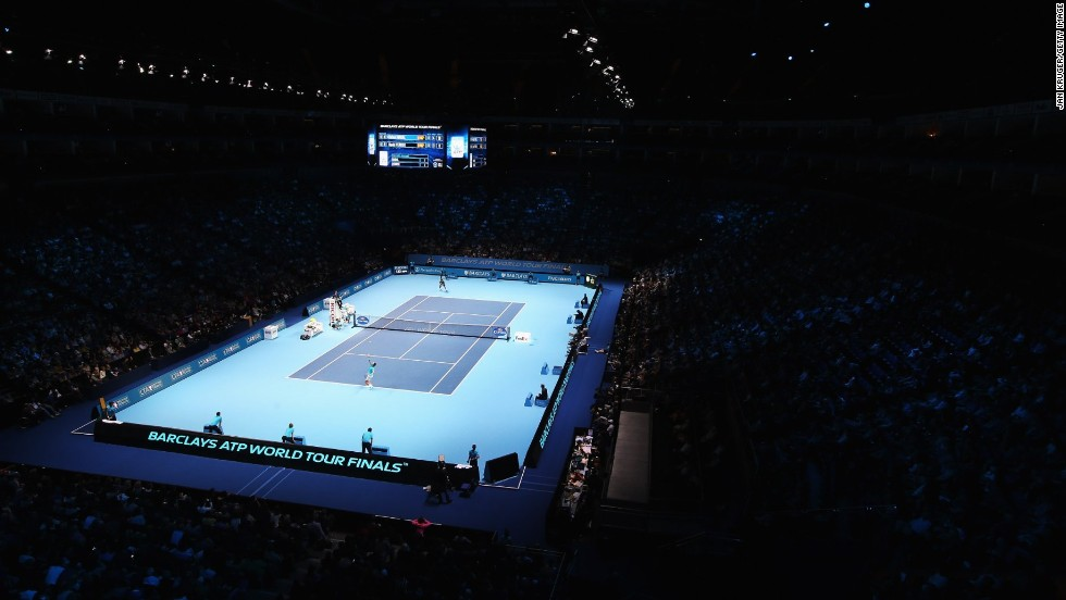 Boasting a career grand slam in addition to an Olympic gold medal and success in the Davis Cup teams event, the sole major title to elude Nadal is the ATP World Tour Finals. The 27-year-old beat Wawrinka in his second round-robin match to ensure he will finish one of his most memorable years as world No. 1 for the third time, having done so in 2008 and 2010.