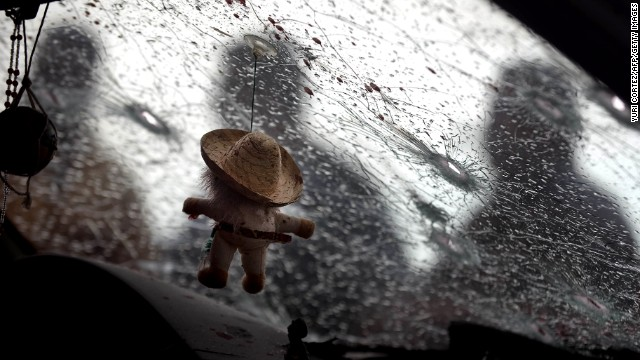 Mexican drug violence a global problem