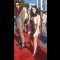 Scandalous red carpet moments Rose McGowan
