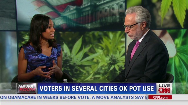 More cities OK pot use