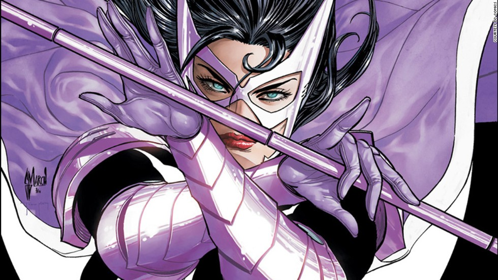 DC's Helena Bertinelli, Huntress, made her first appearance in 1989.