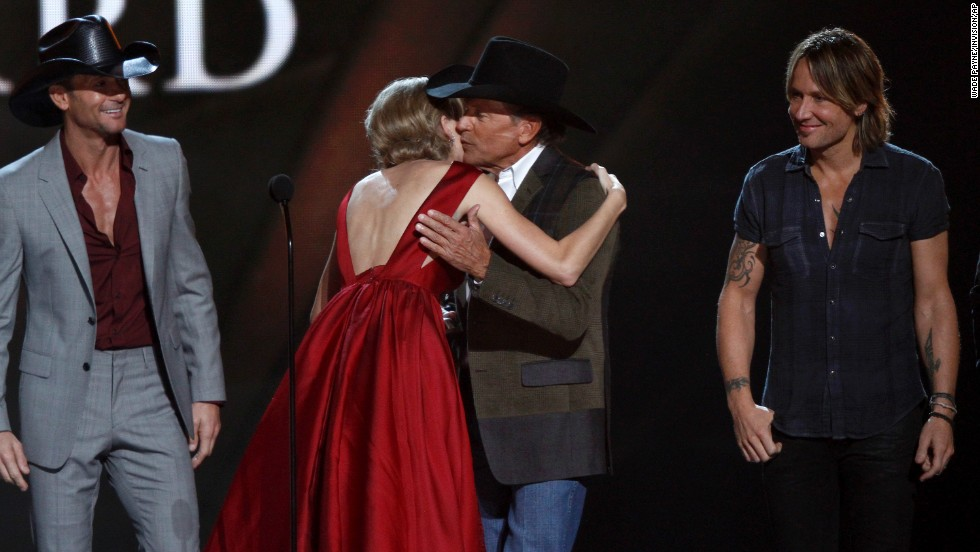 "<strong>Musical event </strong>and<strong> music video of the year:</strong> ""Highway Don't Care,"" Tim McGraw with Taylor Swift and Keith Urban"