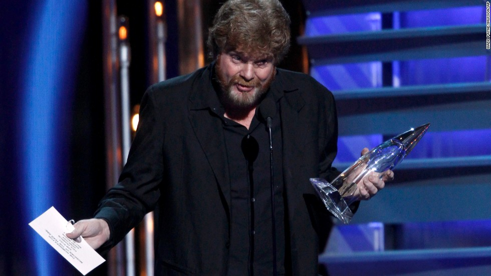 <strong>Musician of the year:</strong> Mac McAnally