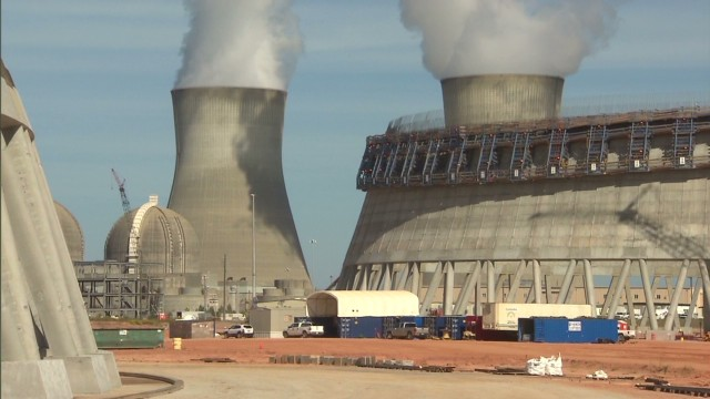 CNN's Drew Griffin tours the first U.S. nuclear plant constructed in decades.
