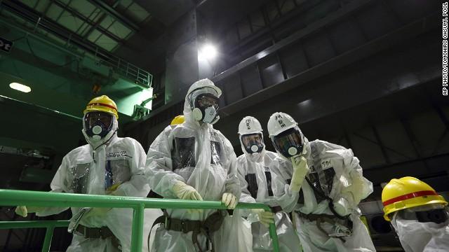 Fukushima to remove fuel rods
