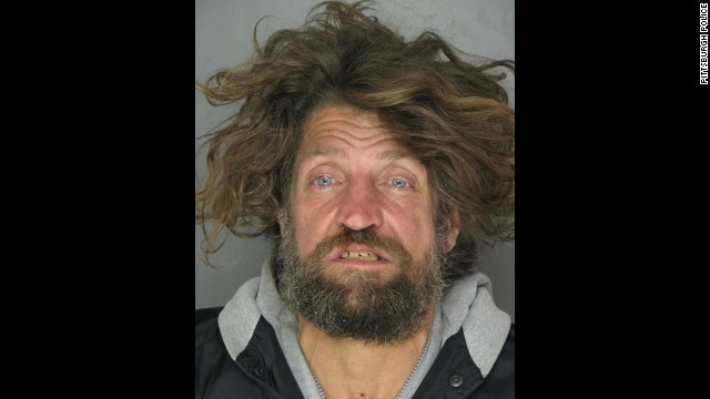 Jeffery Watson was charged with theft of services and criminal trespassing after his nap at Pittsburgh's Omni William Penn Hotel.