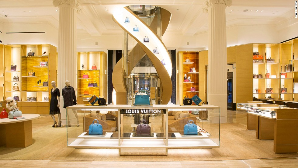 "Louis Vuitton unveiled their ""Townhouse"" at London's historic department store, Selfridges in November. The store within a store concept is the latest example of a luxury brand venturing into destination retail experiences."