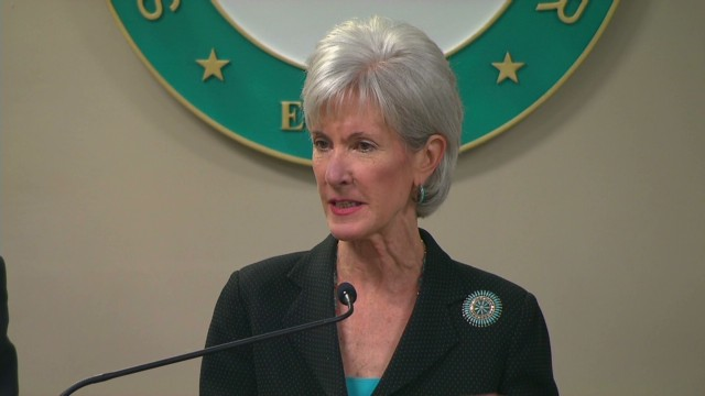 Sebelius: No specific plan at this point