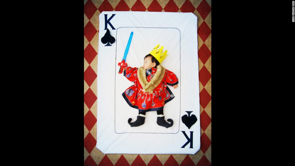 Adventurous Wengenn is so well-known, his face appears on the everyday playing card!