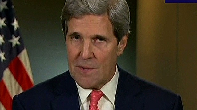 Kerry: Iranian talks in right direction
