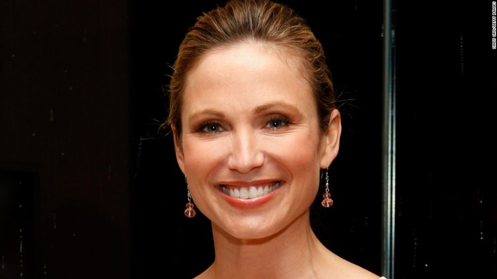 "ABC's Amy Robach found out she had breast cancer in November 2013 after she had a mammogram done live on ""Good Morning America"" for cancer awareness month."