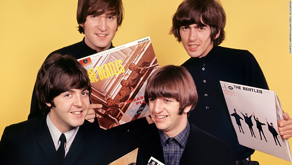 'Holy Grail' of Beatles records sells for $110k
