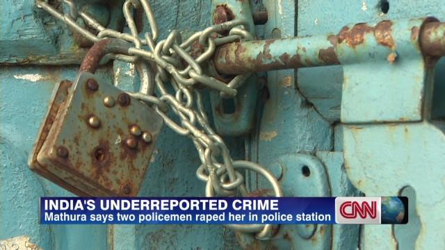 India's underreported crime