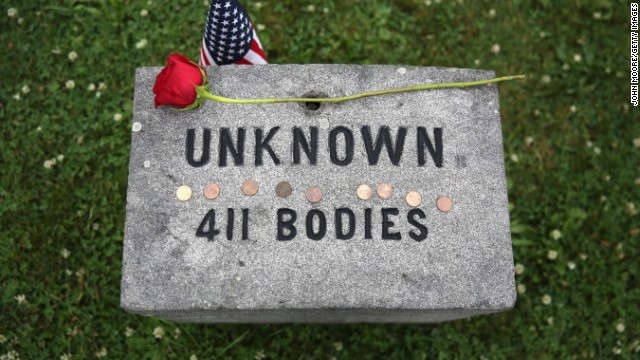 Thousands of Civil War soldiers are buried at Gettysburg, a battle that claimed 51,000 lives, according to the U.S. Army.