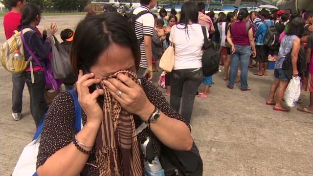 Displaced storm survivors struggle
