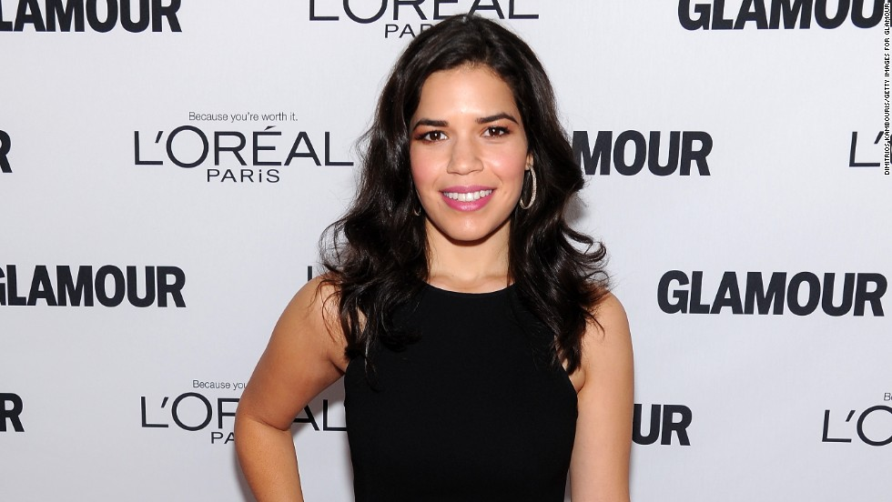 "America Ferrera is a few years out from ""Ugly Betty"" and will next star as a justice-seeking nun in the drama ""Damascus."""