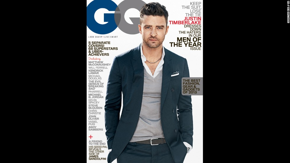 "GQ named Justin Timberlake one of its Men of the Year in 2013, and it's not hard to figure out why. From his late night appearances with Jimmy Fallon to the 2016 animated film ""Trolls,"" the former boy bander has been on quite a roll with his career."