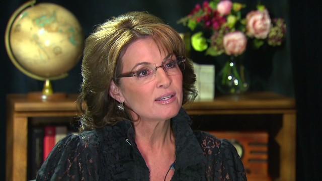 Sarah Palin on GOP politics, debt