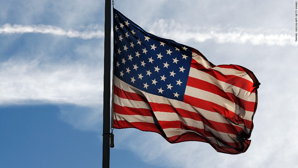 "The modern incarnation of Betsy Ross's purported creation is an oft-imitated design of which Americans are rightly proud. So proud in fact, it's one of the only flags to have a National Anthem (""The Star-spangled Banner"") written specifically about it."