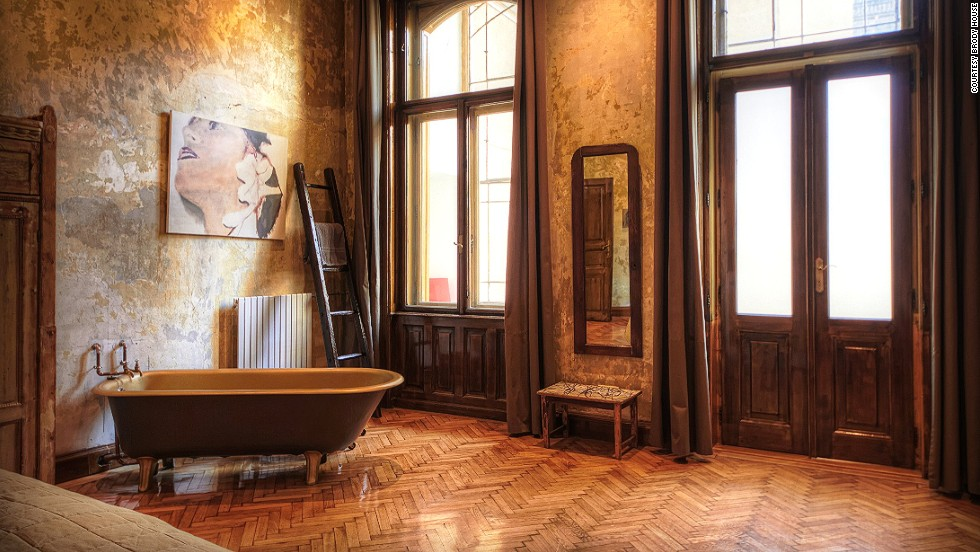 Budget and boutique don't necessarily go hand in hand, but the<strong> Brody House</strong> in Budapest, Hungary, manages to provide cheap accommodations (starting at £50 ($80) per night) in a cool, boho chic setting.