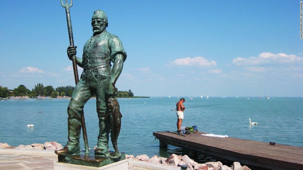 So big in fact that Lake Balaton is known colloquially as the Hungarian Sea.