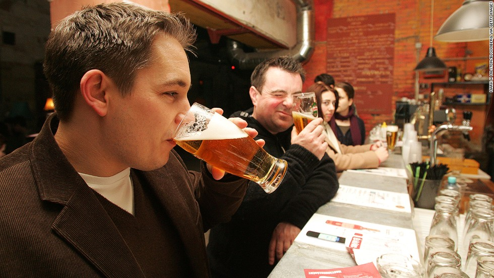 "After losing the 1848-49 Revolution and War of Independence, Hungarians vowed not to clink beer glasses for 150 years. That period has expired, but the ""ban"" is still widely observed."