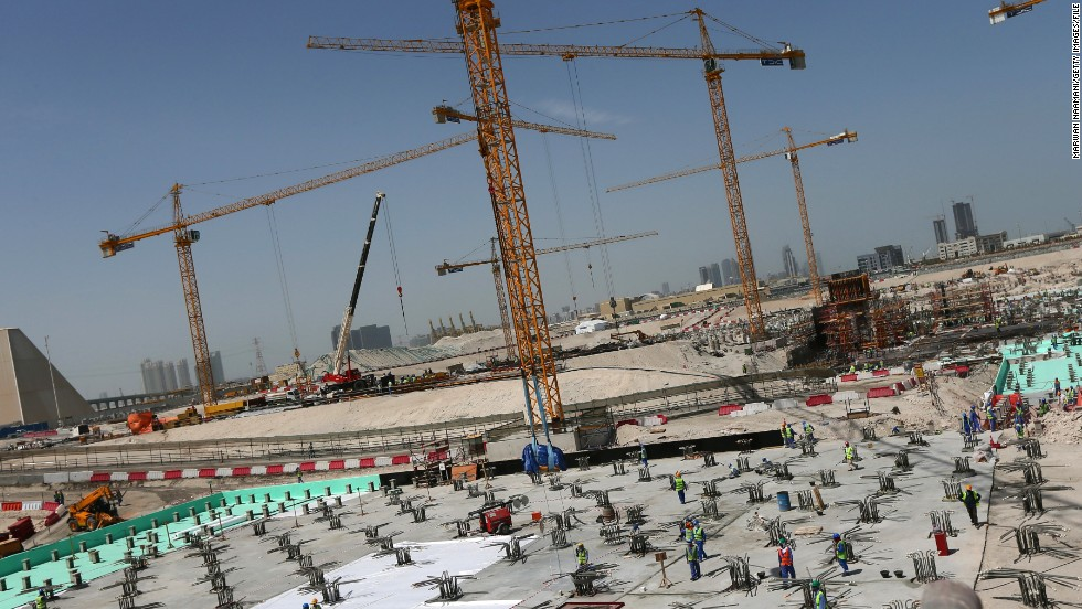 Work is now underway to build another Louvre in Abu Dhabi. The United Arab Emirates is paying €400 million ($538 million) for the prestigious Louvre name, which the French institution hopes to pump back into its own makeover.