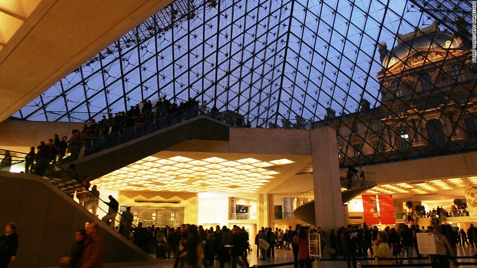 "Around 70% of people who visit the Louvre are foreigners on their first trip, and Martinez wants to create a more welcoming environment. ""We have to make sure that the people who visit -- and who might only stop by the Louvre once and a trip to Paris is the holiday of their life -- that they are received with a certain dignity,"" he said."