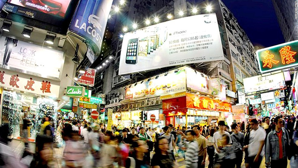 <strong>Visitors: 23.8 million</strong><strong><br />Growth: 6.5% </strong><br />The best way to explore Hong Kong is a cycle: eat, shop, drink, repeat. The influx of Chinese tourists sweeping from Mong Kok's bargain shopping to Tsim Sha Tsui's high-end retail makes Hong Kong the world's most popular city.