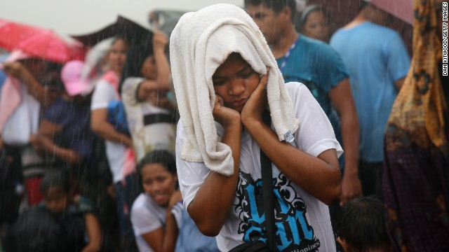 Numerous obstacles hamper typhoon aid