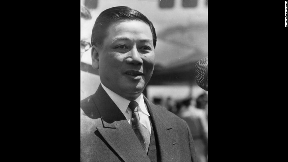 On November 2, 1963, the American-aided leader of South Vietnam's anti-communist, Roman Catholic regime, President Ngo Dinh Diem was arrested and assassinated.