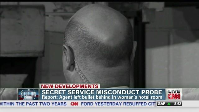 Secret Service misconduct investigated