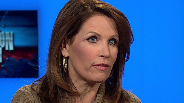 Bachmann: I lost my health insurance