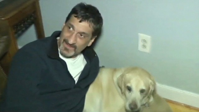 Blind man and guide dog kicked off plane