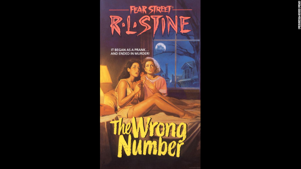 """When we first started doing the teen horror novels, I wasn't allowed to kill anyone,"" Stine said. ""We started getting bolder, one per book, maybe two or three. Then, it's a bloodfest."" Click through the rest of our gallery to see more fan favorite ""Fear Street"" covers:"