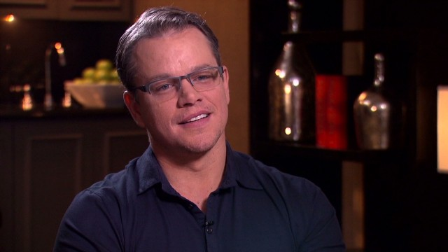 Matt Damon on private vs. public schools