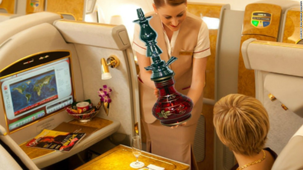Often, stories that run on the site are confused for fact, such as a piece run about Emirates Airlines introducing shisha on their flights. The carrier even received requests from interested customers.