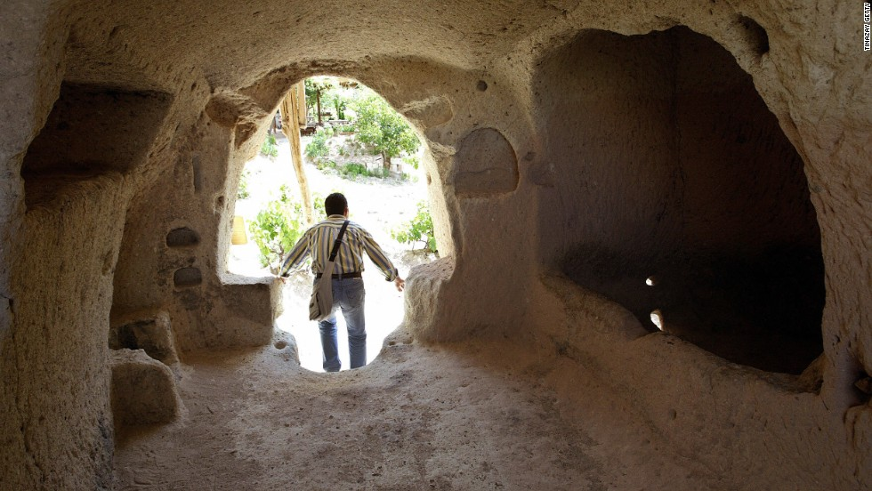 Carving of Cappadocia's vast underground cities may have begun three millennia ago.