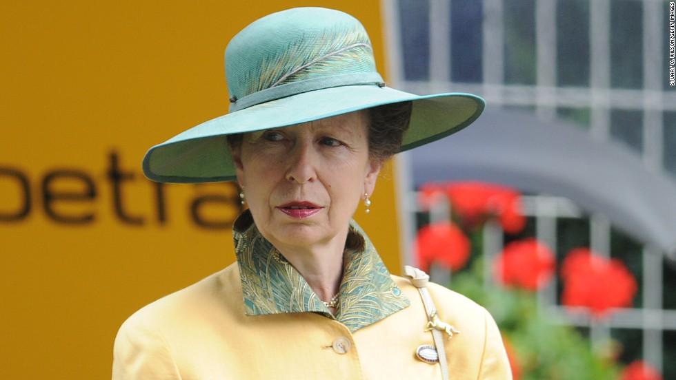 La princesa Ana y otras grandes del golf entre las primeras mujeres miembros del R&A