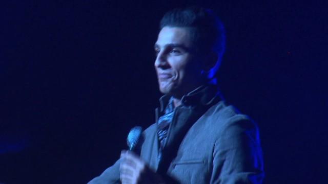 Arab Idol winner goes on U.S. tour