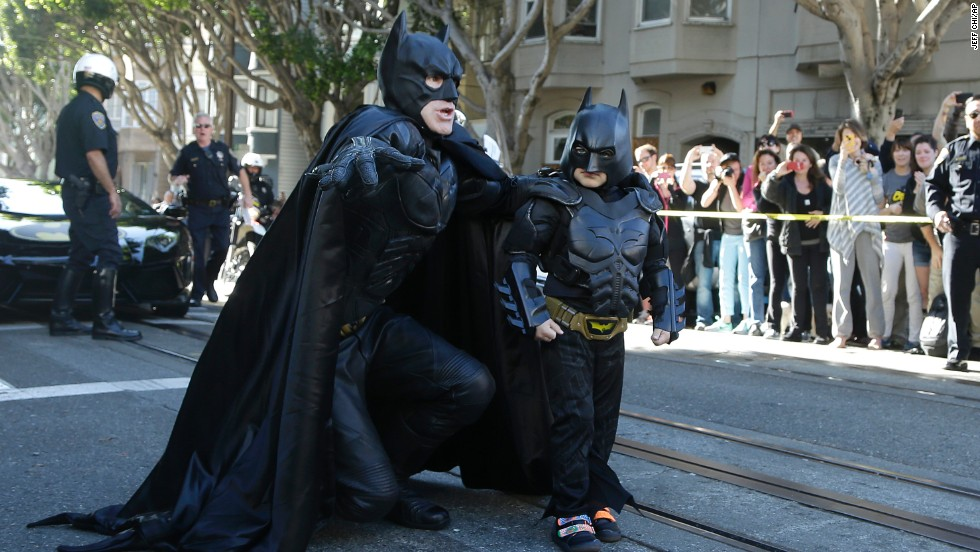 watch Batkid Begins The Wish Heard Around The World