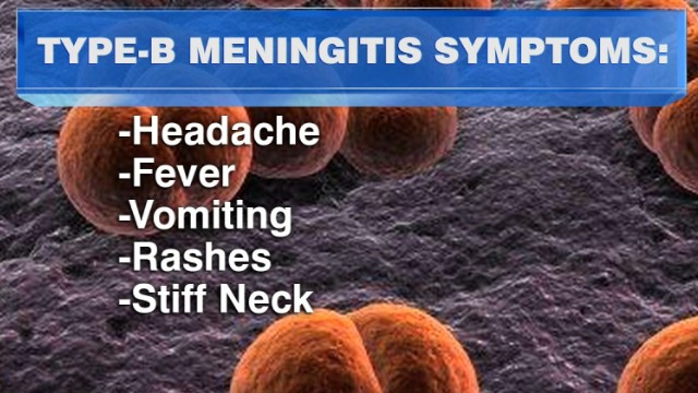 Princeton students and meningitis vaccine