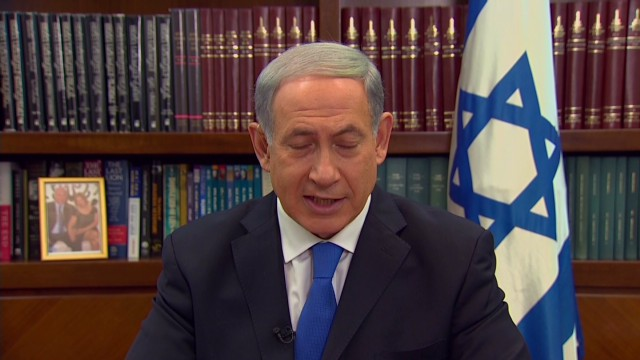 Netanyahu on Iran: Increase the pressure