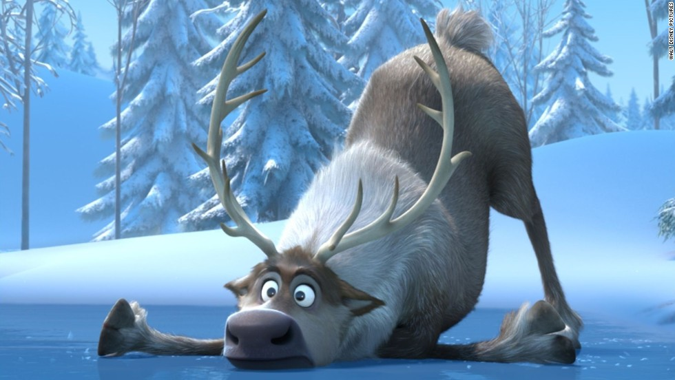 """Kristen Bell, Josh Gad and Idina Menzel provide the voices to the memorable characters in """"Frozen."""" Inspired by Hans Christian Andersen's """"The Snow Queen,"""" this family friendly feature follows two sisters after one of them turns a kingdom into a perpetual winter wonderland. (Release date: November 27)"""