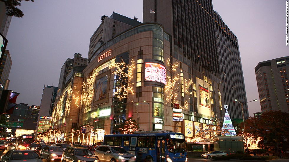 World S 12 Best Shopping Cities Cnn Com