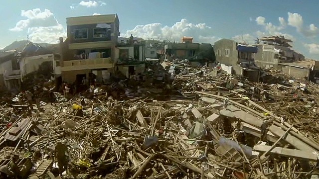 Aftermath in Philippines