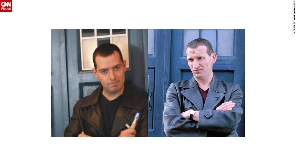 "<a href=""http://ireport.cnn.com/docs/DOC-1059709"">John Rabon</a> of Easley, South Carolina, cosplays the Ninth Doctor."