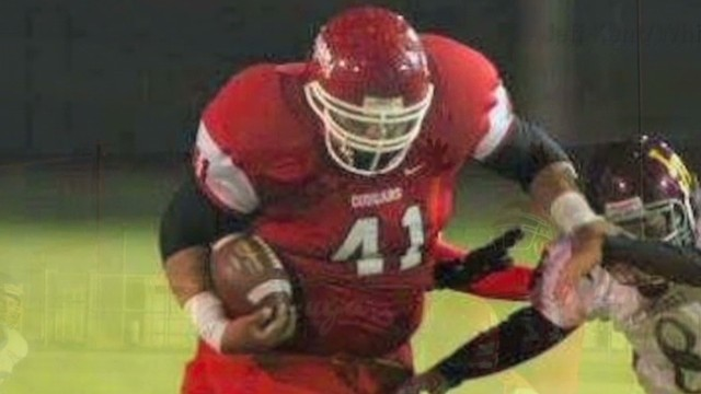 400 pound h.s. football player Picard interview Newday _00000124.jpg