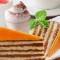 Hungary foods - dobos cake